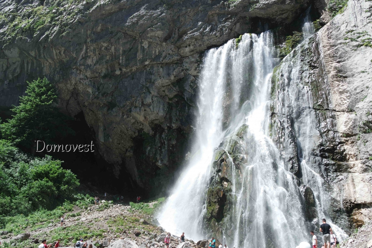 водопады абхазии фото и названия