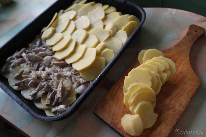 Картофель по-французки 1