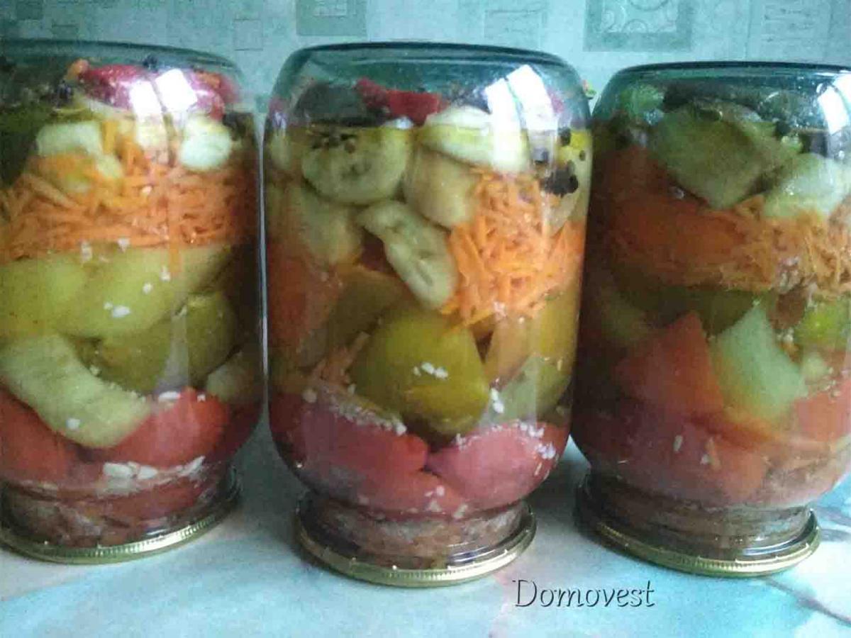 какой салат можно сделать быстро